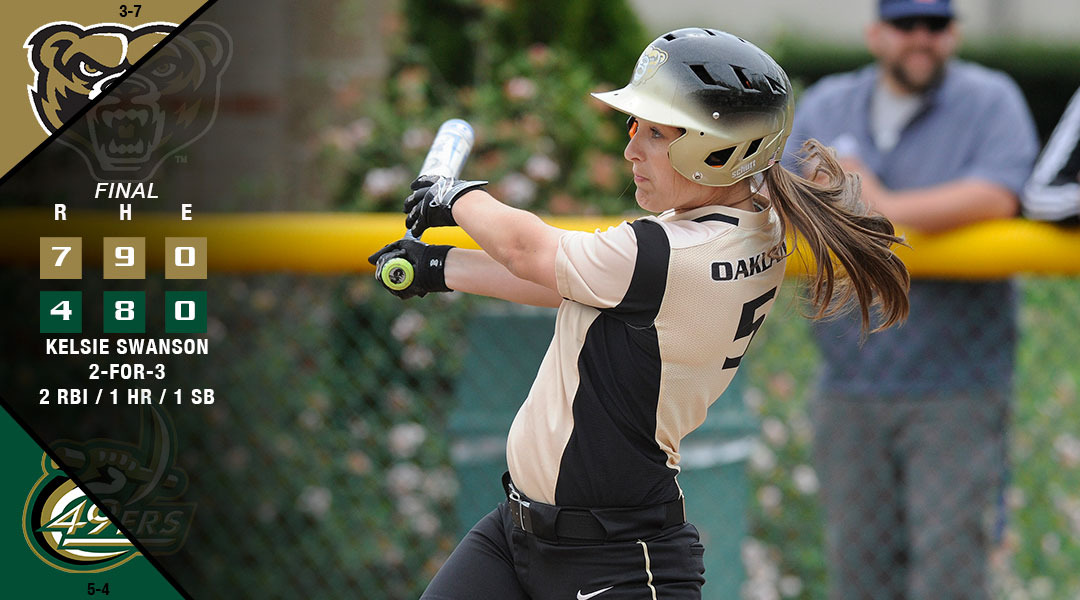 OAKLAND TOPS CHARLOTTE 7-4 ON FIRST DAY OF 49ERS CLASSIC